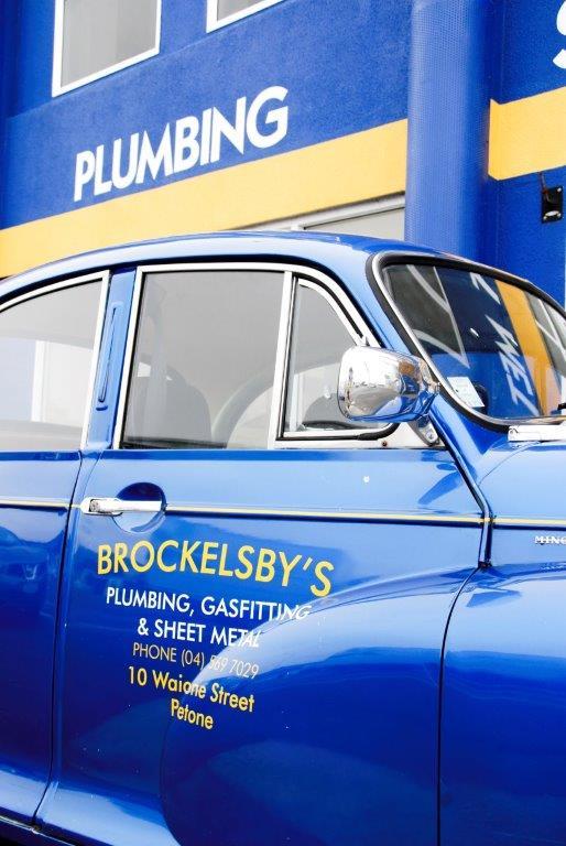 Brockelsby Plumbing